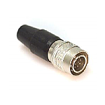 12-pin Male Hirose Cable Plug