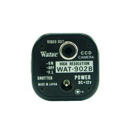Watec WAT-902B backside