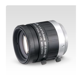 Fujinon HF12.5HA-1B 12.5mm F/1.4 High Resolution Lens (C-Mount)