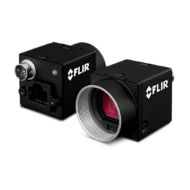 "FLIR BFLY-PGE-23S6C-C  1/1.2"" Blackfly® PoE GigE Color Camera"